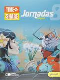 Jornadas - Time To Share 8º Ano - Saraiva