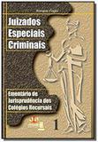 Juizados especiais criminais ementario de jurispru - Jh mizuno