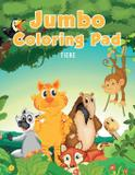 Jumbo Coloring Pad - Ciparum llc