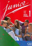 Junior 1 - livre de leleve - Cle international - paris