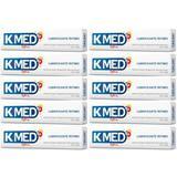 K-med Gel 50g - Kit Com 10 Unidades - Lubrificante - Cimed