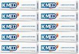 K-med Gel 50g - Lubrificante - Kit Com 10 Unidades