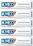 K-Med Gel 50g - Lubrificante - Kit com 5 Unidades
