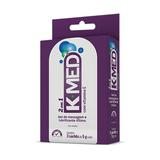 K-Med Gel Lubrificante 2 em 1 com 3 Sachês 5grs cada - Cimed
