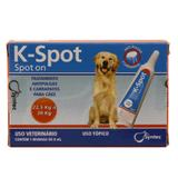 K-Spot Antipulgas e Carrapatos Cães 22,5 a 30kg (8,0ml) - Syntec