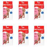 Kendall 1373 Meia Calça Média Compressão Gestante S/ Ponteira G (Kit C/06)