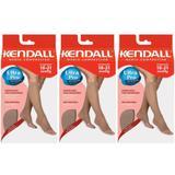 Kendall 1871 Meia 3/4 Média Compressão S/ Ponteira Mel P (Kit C/03)