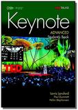 Keynote - BRE - Advanced - Workbook + WB Audio CD - Cengage