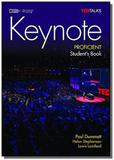 Keynote - BRE - Proficient - Student Book + DVD-ROM - Cengage