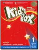 Kids box 1 ab with online resources - british - up - Cup - cambridge university