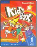 Kids Box - 1 Pupils Book - 02Ed/14 - Cambridge university press