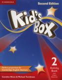 Kids box 2 ab with online resources - british - 2nd ed - Cambridge university