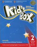 Kids box 2 ab with online resources - british - updated 2nd ed - Cambridge university