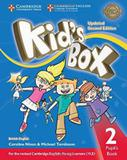 Kids box 2 pb - british - updated 2nd ed - Cambridge university