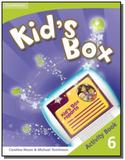 Kids box 6 activity book - Cambridge