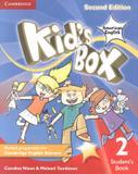 Kids box american english 2 sb - 2nd ed - Cambridge university