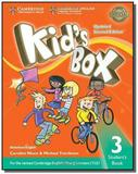 Kids box american english 3 sb - updated 2nd ed - Cup - cambridge university
