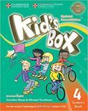 Kids box american english 4 sb - updated 2nd ed - Cambridge university