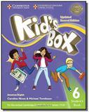 Kids box american english 6 sb - updated 2nd ed - Cup - cambridge university