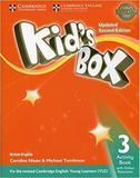 Kids Box Level 3 Activity + Online Resources - Cambridge do brasil