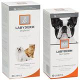 Kit 01un shampoo labyderm skin soldier + 01un spray bioforce - Labyes