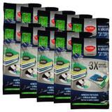 Kit 10 Sacos Organizadores a Vácuo Protetor Para Viagem Roupa Cobertor Mala 50x70cm - Clink