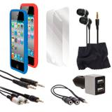 Kit 11 Acessórios Para Ipod Touch Isound1597 Isound