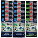 Kit 15 Sacos Organizadores a Vácuo Para Viagem 40x60cm 50x70cm Roupa Mala Protetor Com Zíper - Clink