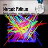 Kit 150und - 100pulseiras Neon + 50anéis Coroa - Festas - Decore fácil shop