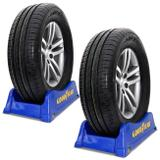 Kit 2 Pneus Aro 15 Goodyear 185/65R15 88H EfficientGrip Performance