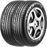 kit 2 pneus Aro16 Goodyear Eagle Sport 205/55r16 91v - Goodyear do brasil