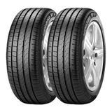 Kit 2 Pneus Pirelli 205/60 R15 P7 Cinturado