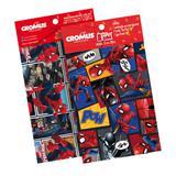 Kit 30 Saco Presente Laço Cartão Homem Aranha Marvel 50X70Cm - Cromus
