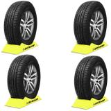 Kit 4 Pneus Dunlop Aro 15 195/65R15 91H Sport LM704