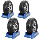 Kit 4 Pneus Goodyear Aro 13 165/70R13 83T Kelly Edge Touring