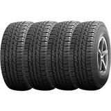 Kit 4 pneus Michelin Aro16 265/70 R16 112T TL LTX Force
