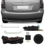 Kit Abertura de Porta Malas Fiat Palio Economy 09 10 11 12 13 14 Abre no Botão e Alarme - Dial