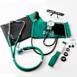 Kit Acadêmico P. A. Med - Verde