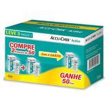 Kit Accu-Check Active 50 tiras 3 Frascos - Roche
