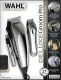 Kit aparador de cabelo e pelos - deluxe groom pro 127v - Wahl