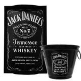 Kit Bandeja (P) + Balde 2 L Jack Daniels Whisky - Decore fácil shop