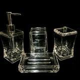 Kit Banheiro Cristal - Makesterapia store