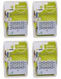 Kit c/ 04 Aparelho Anti Mofo Elétrico Eletrônico 110v Ácaro Fungos Bolor Legon Bye Mofo AM01 - 110v