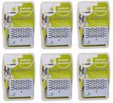 Kit c/ 06 Aparelho Anti Mofo Elétrico Eletrônico 110v Ácaro Fungos Bolor Legon Bye Mofo AM01 - 110v