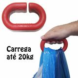 Kit c/ 10 Sacola Fácil Alça de Carregar Sacolas Até 20kg - Stillen