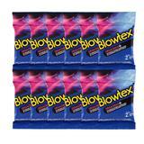 Kit C/ 12 Pacts Preservativo Blowtex Orgazmax c/ 3 Un Cada - Fabrica de artefatos de latex blowtex lt