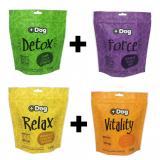 Kit c/ 4 Biscoitos Mais Dog Mix 150g