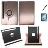Kit Capa 360 Galaxy Tab S6 SM T860/T865 10.5 Can, Pel Rosa C - Bd cases