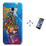Kit Capa Case TPU Galaxy S8 Mario + Película de Vidro (BD01) - Bd cases