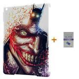 Kit Capa Case TPU iPad Air 2 (iPad 6) Coringa + Película de Vidro (BD03) - Skin t18